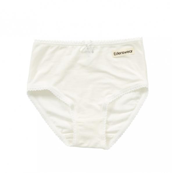 Edenswear鋅健康抗敏系列-兒童女三角內褲,給寶貝最舒適的衣物!