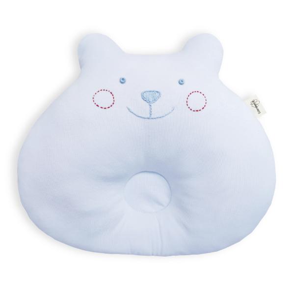 鋅健康嬰兒枕,不含化學成分,抗菌防霉,除臭抑味,舒適透氣,防曬抗UV